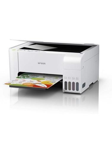 Epson L3156 Wi-Fi + Tarayıcı + Fotokopi Renkli Çok Fonksiyonlu Tanklı Mürekkep Püskürtmeli Yazıcı Renkli
